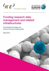 Funding Research Data Management and Related Infrastructures