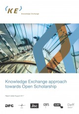 Knowledge Exchange Approach to Open Scholarship