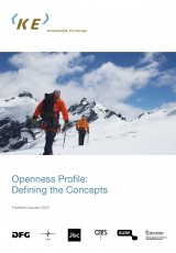 Openness Profile: Defining the Concepts