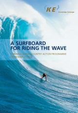 A Surfboard for Riding the Wave; Towards a Four Country Action Programme on Research Data
